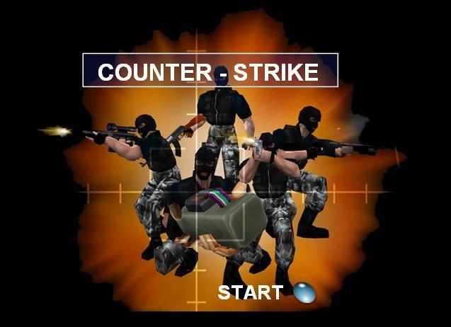 Для запуска чистой версии Counter Strike 1.6 v35 необходимо проделать всего